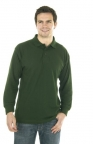 Deluxe Long Sleeve Polo